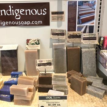 ハワイのindigenous soap