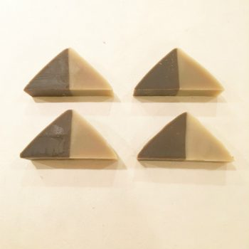 ローズマリーの三角石けん